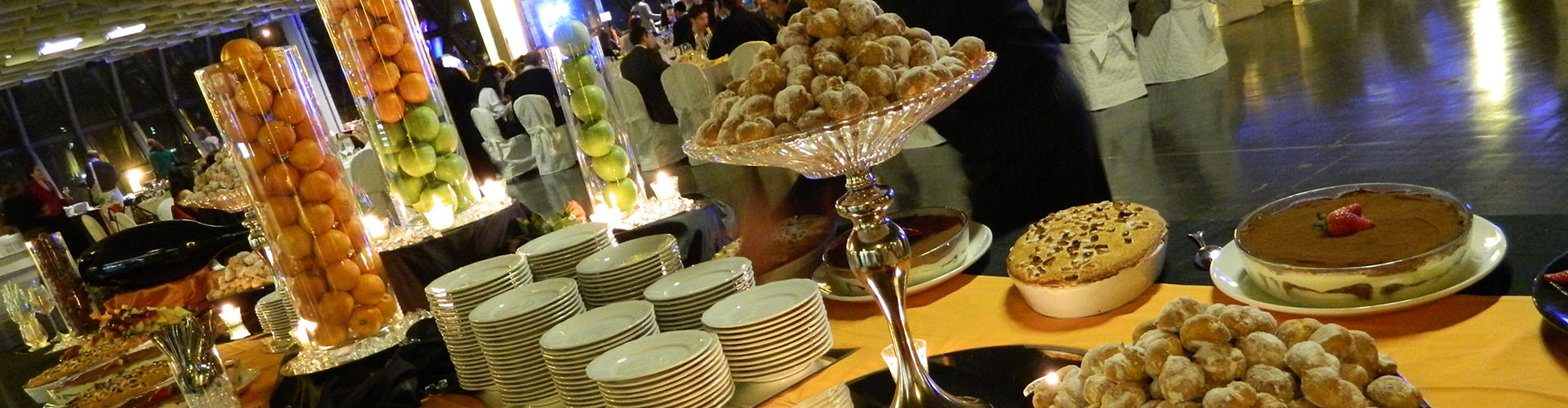 Conventions and catering