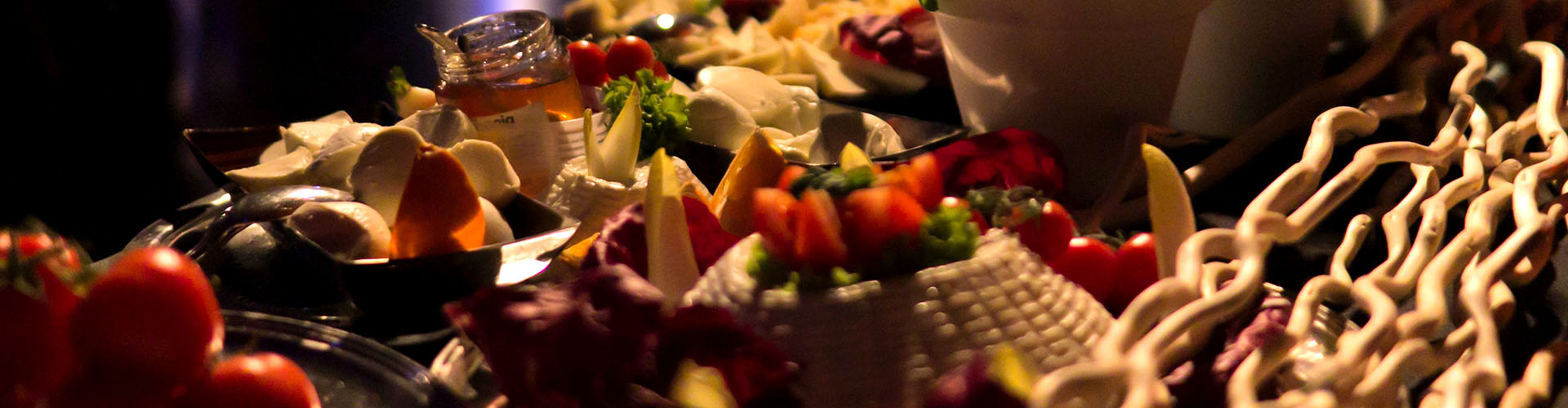 Catering and Receptions